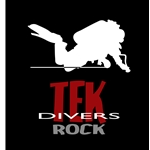 Tek Divers Rock T-shirt