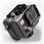 Golem Deep Housing for GoPro4 Camera - rated to 1000ft