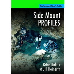 Side Mount Profiles: Brian Kakuk and Jill Heinerth