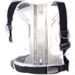 Golem Gear Stream Backplate and G1 Adjustable diving harness Combo