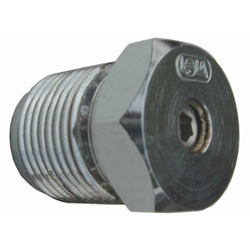 DIN Plug with pressure release screw