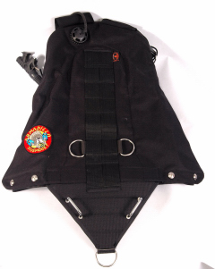 Armadillo Sidemount Exploration Harness A2