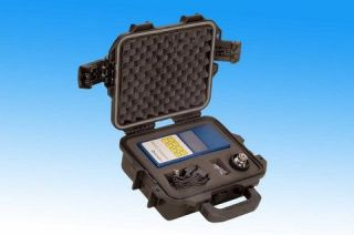 Hi-tech analyzer for measuring  nitrox and trimix Divesoft - Diver Max