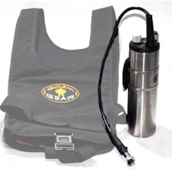 Q-Vest - Battery canister only