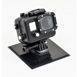 Golem Deep Housing for GoPro3 and GoPro4 Camera - rated to 500ft